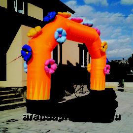 арка в аренду