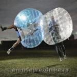 футбол в шарах