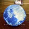 луна большая, луна на прокат, голубая луна, космос, планета, надувной глобус, украшения шарами