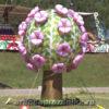 надувное дерево, сабантуй, украсить площадь, майдан